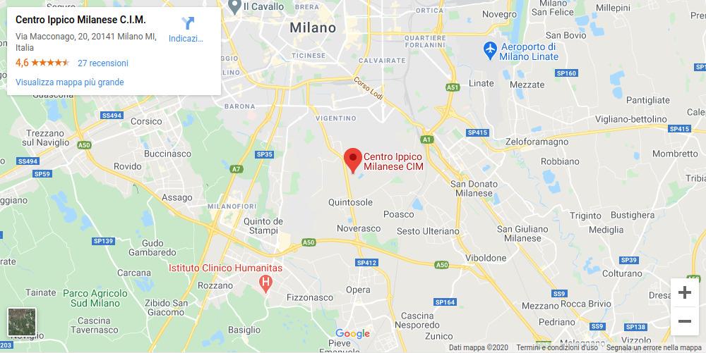 C.I.M. Centro Ippico Milanese